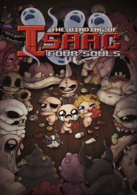 The Binding of Isaac: Four Souls – фото обложки игры