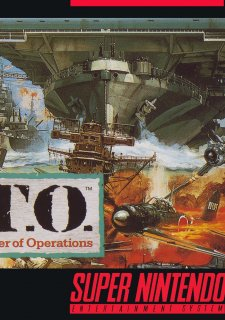 P.T.O.: Pacific Theater of Operations