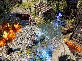 На сайте Larian появился тизер новой игры. Это Divinity 3 или Baldur's Gate 3?