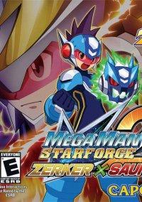 Mega Man Star Force 2: Zerker x Saurian – фото обложки игры