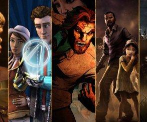Telltale Games выпустила сборник своих игр за $110