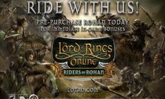 The Lord of the Rings Online: Riders of Rohan. Геймплей Трейлер