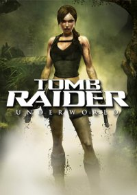 Tomb Raider: Underworld – фото обложки игры