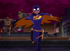 Warner Bros. показала небольшую сцену из «Бэтмена против Черепашек-ниндзя»