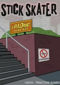 Stick Skater – фото обложки игры