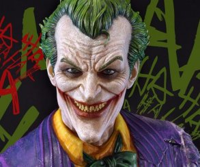 Новая статуя Джокера изBatman: Arkham Knight выглядит впечатляюще