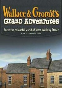 Wallace & Gromit's Grand Adventures Episode 1 - Fright of the Bumblebees – фото обложки игры