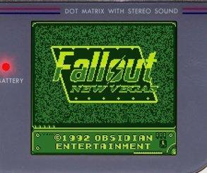 Fallout: New Vegas в 1992 году выглядела бы именно так