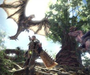 ВDigital Foundry оценили техническую сторону Monster Hunter World. Красиво, нонебез проблем