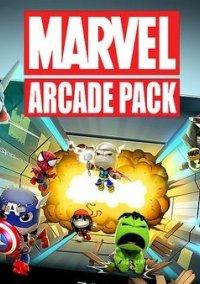 LittleBigPlanet: Marvel Arcade Pack – фото обложки игры