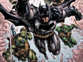 Еще один кроссовер Бэтмена иЧерепашек-ниндзя стартует вмае. Соавтором выступит Кевин Истман