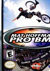 Mat Hoffman's Pro BMX – фото обложки игры