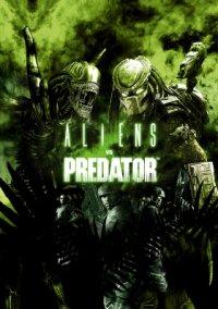 Aliens vs. Predator (2010) – фото обложки игры