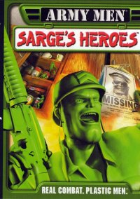 Army Men: Sarge's Heroes 2 – фото обложки игры