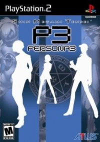Persona 3 – фото обложки игры