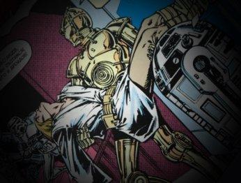 Серебряный ибронзовый век комиксов Далекой-далекой Галактики