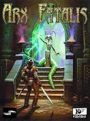 Arx Fatalis – фото обложки игры
