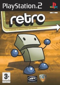 Retro – фото обложки игры