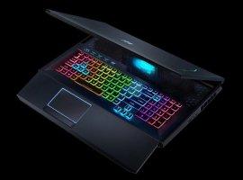 Acer Predator Helios 700: игровой премиум-ноутбук свыдвижной клавиатурой