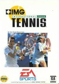 IMG International Tour Tennis – фото обложки игры