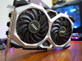 MSI представила серию бюджетных видеокарт GeForce GTX 1650