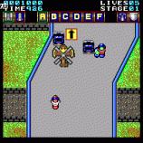 Скриншот Action Fighter (1989) – Изображение 1