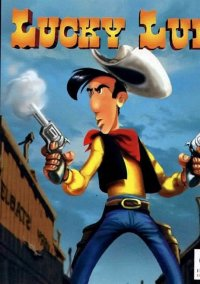 Lucky Luke on the Daltons' Trail – фото обложки игры