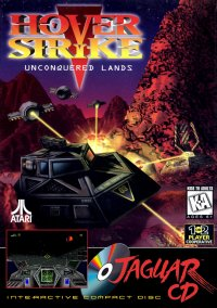 Hover Strike: Unconquered Lands – фото обложки игры