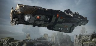 Dreadnought. Трейлер к старту ОБТ на PS4