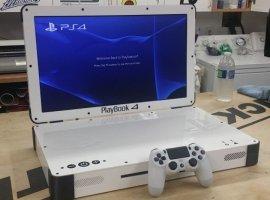 Конструктор ноутбука Xbox One взялся за PS4