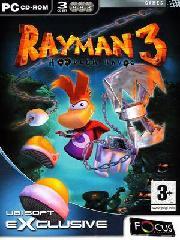 Rayman 3: Hoodlum Havoc – фото обложки игры