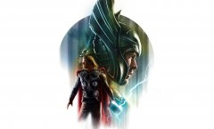 Тора изгоняют из Асгарда