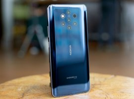 ВРоссии вышел Nokia 9PureView: пятикамерный фотофлагман садекватным ценником