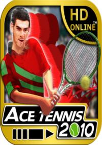 Ace Tennis 2010 Online – фото обложки игры