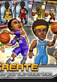 Big Win Basketball – фото обложки игры