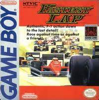 Fastest Lap – фото обложки игры