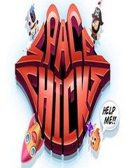Space Chicks – фото обложки игры