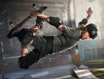 10 эффектных трюков издемоверсии Tony Hawk's Pro Skater 1 + 2— вгифках