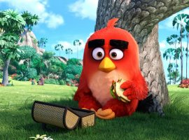 Вышел тизер-трейлер мультфильма Angry Birds2