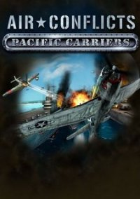 Air Conflicts: Pacific Carriers – фото обложки игры