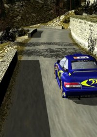 Rally Racing Simulation – фото обложки игры