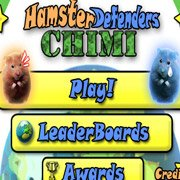 Hamster Defenders Chimi – фото обложки игры