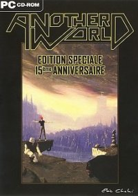Another World - 15th Anniversary Edition – фото обложки игры