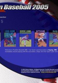PureSim Baseball 2005 – фото обложки игры