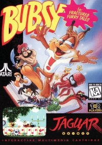 Bubsy in Fractured Furry Tales – фото обложки игры