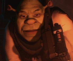 Такого выточно неждали: Шрек появился вResident Evil3