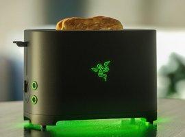 Razer выпустит тостер. Иэто нешутка