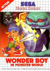 Wonder Boy in Monster World – фото обложки игры