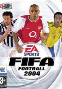 FIFA 2004 – фото обложки игры