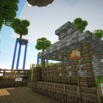 Скриншот SkyBlock 2 - Mini Survival Game in Block Sky Water Lands – Изображение 5